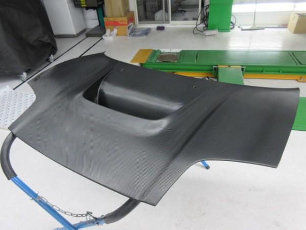 NSX フード ラッピング